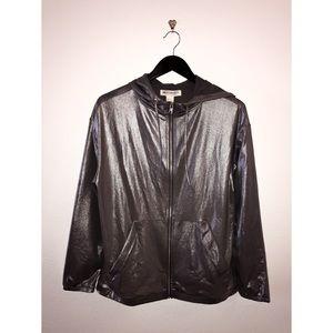 🖤 Metallic Glitter Festival Jacket 🖤